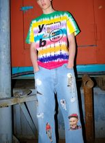 YOUTHBATH More T-Shirts Cotton Short Sleeves Oversized T-Shirts 14