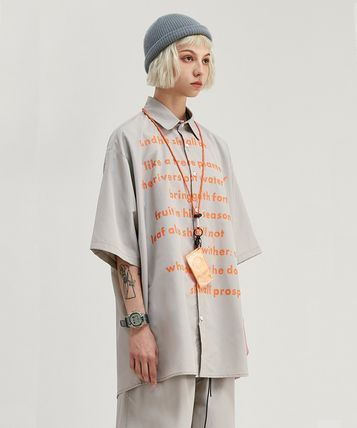 Unisex Street Style Matching Sets Two-Piece Sets