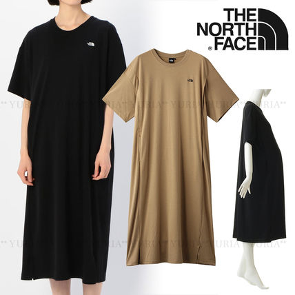 THE NORTH FACE Street Style Maternity Dresses