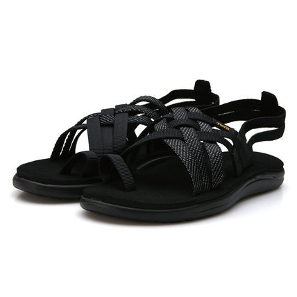 Casual Style Unisex Street Style Plain Sandals Sandal