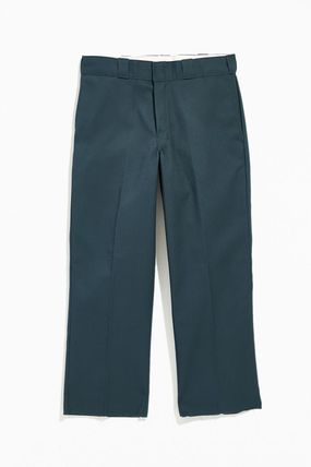 Dickies Street Style Plain Cropped Pants