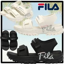FILA Casual Style Unisex Street Style Sport Sandals Shower Shoes