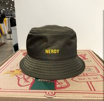NERDY Unisex Wide-brimmed Hats