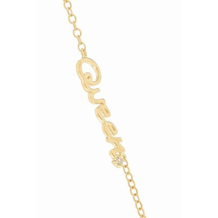 Collaboration Chain 18K Gold With Jewels Fine
