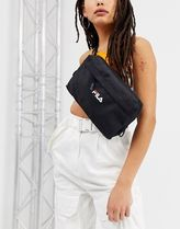 FILA Casual Style Crossbody Logo Shoulder Bags