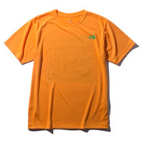 THE NORTH FACE More T-Shirts Unisex Street Style Short Sleeves Logo Outdoor T-Shirts 10