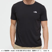 THE NORTH FACE More T-Shirts Unisex Street Style Short Sleeves Logo Outdoor T-Shirts 12