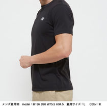 THE NORTH FACE More T-Shirts Unisex Street Style Short Sleeves Logo Outdoor T-Shirts 13
