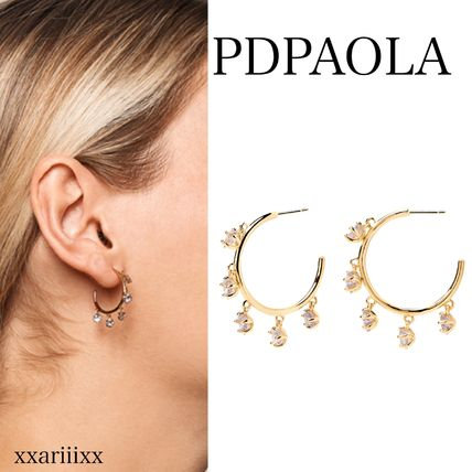 Star Casual Style Handmade Silver 18K Gold Elegant Style
