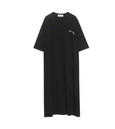 Long Short Sleeves Dresses