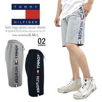 Tommy Hilfiger Unisex Sweat Street Style Cotton Logo Shorts