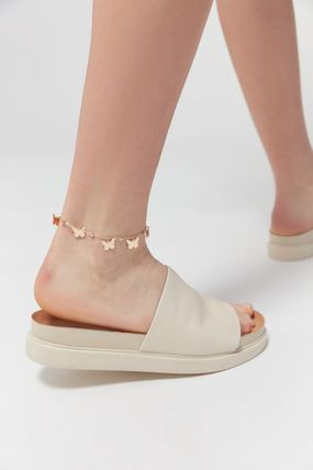 Urban Outfitters Casual Style Chain Party Style Elegant Style Anklets
