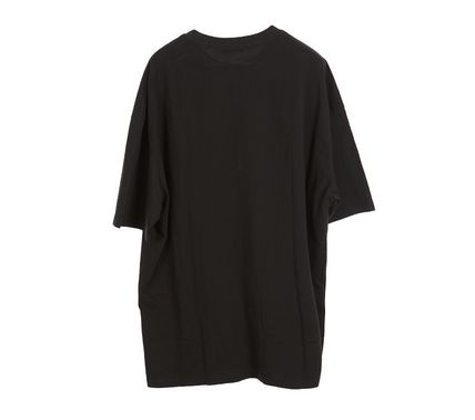 Raucohouse More T-Shirts Cotton Short Sleeves Oversized Logo T-Shirts 5