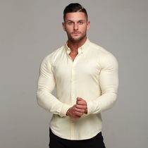 Father & Sons Shirts Street Style Long Sleeves Plain Shirts 13
