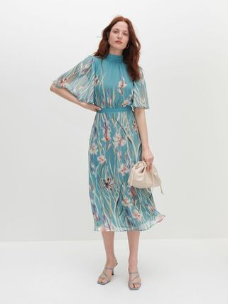 Flower Patterns Dresses