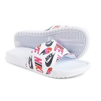 Nike BENASSI Casual Style Sport Sandals Shower Shoes Flip Flops Slippers
