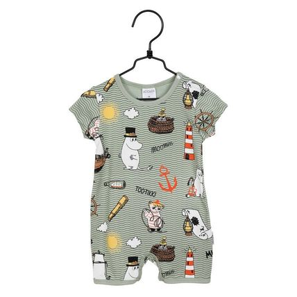 Organic Cotton Collaboration Baby Girl Dresses & Rompers