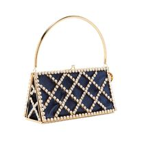 rosantica Party Style With Jewels Elegant Style Logo Handbags