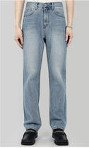 SCENERITY More Jeans Denim Plain Cotton Jeans 9