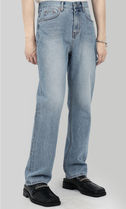 SCENERITY More Jeans Denim Plain Cotton Jeans 10