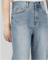 SCENERITY More Jeans Denim Plain Cotton Jeans 13