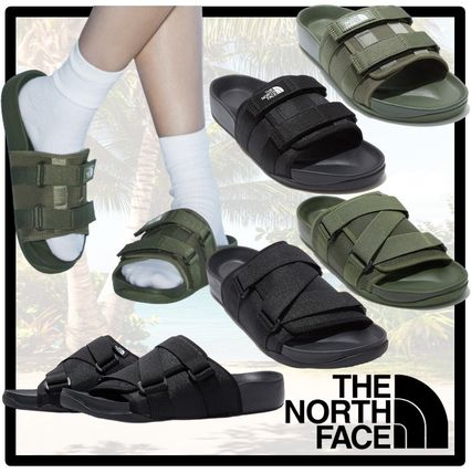 THE NORTH FACE Unisex Street Style Shower Shoes Sports Sandals