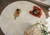 the frigg Plain Round Carpets & Rugs