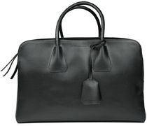 D SQUARED2 Plain Leather Boston Bags