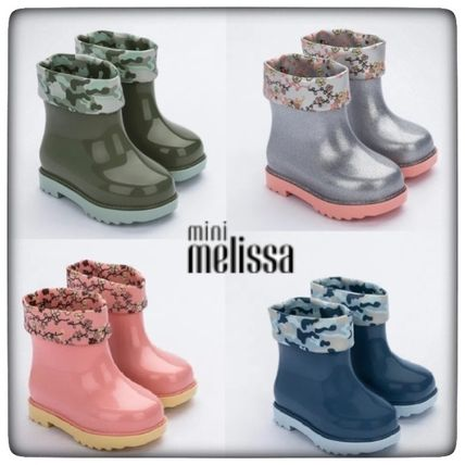 Unisex Kids Girl Rain Shoes