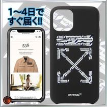 Off-White Logo iPhone 11 Pro Smart Phone Cases