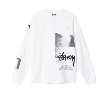 Unisex Street Style Collaboration Long Sleeves