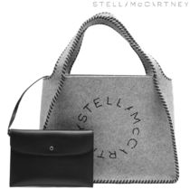 Stella McCartney Casual Style Co-ord Logo Totes