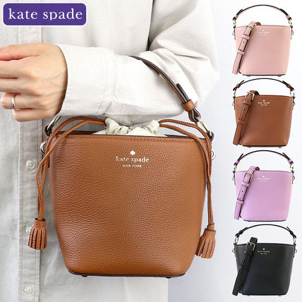 Plain Leather Crossbody Handbags
