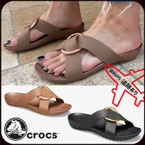 CROCS Casual Style Sandals