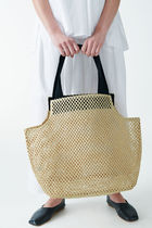 COS Casual Style A4 Plain Totes