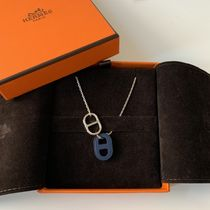 HERMES Leather Necklaces & Pendants