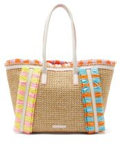 SOPHIA WEBSTER Casual Style Plain Totes