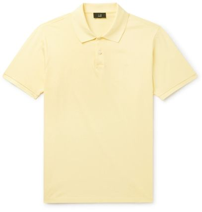 Pullovers Cotton Short Sleeves Logo Polos