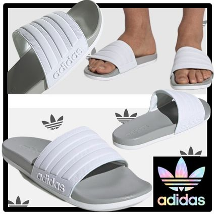 adidas Unisex Street Style Shower Shoes Sports Sandals