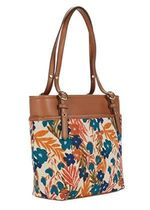 Anne Klein Flower Patterns Casual Style Office Style Elegant Style