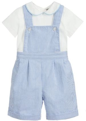 Co-ord Baby Boy Tops