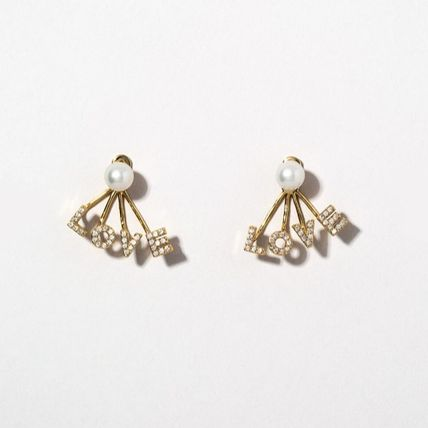 Casual Style Party Style Brass With Jewels Office Style
