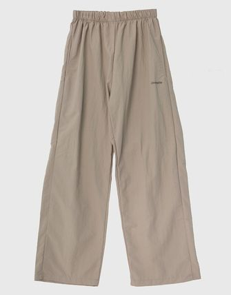 Raucohouse Unisex Street Style Cotton Pants