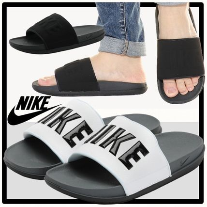 Nike Flipflop Unisex Street Style Shower Shoes Sports Sandals