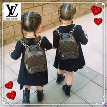 Louis Vuitton MONOGRAM Unisex Street Style Kids Girl Bags
