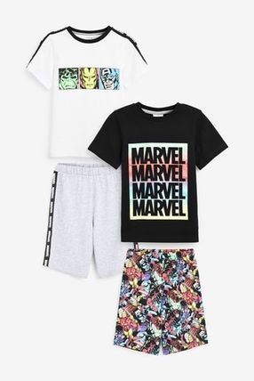 Unisex Street Style Co-ord Kids Girl Roomwear