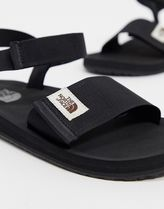 THE NORTH FACE Street Style Plain Sport Sandals Logo Sports Sandals