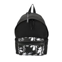Saint Laurent Flower Patterns Tropical Patterns Casual Style Nylon A4 2WAY