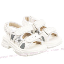 GUCCI Street Style Kids Girl Sandals
