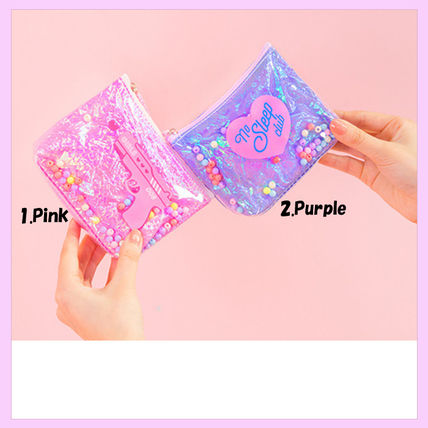 Collaboration Pouches & Cosmetic Bags